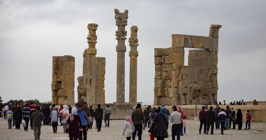 سعدآباد در رأس، استان فارس محبوب گردشگران