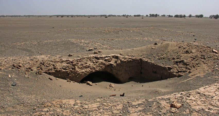 طوفان شن، شهر باستانی را از دل خاک بیرون آورد