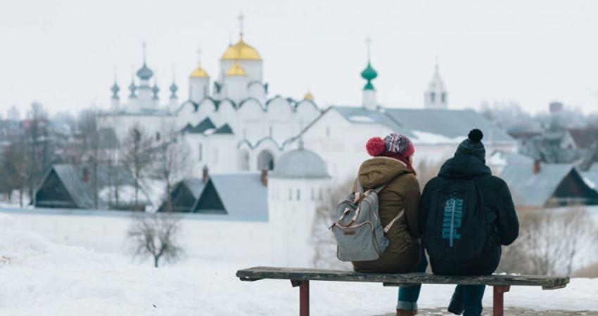 سهم 72 درصدی ایرانی ها در افزایش آمار گردشگری خارجی روسیه
