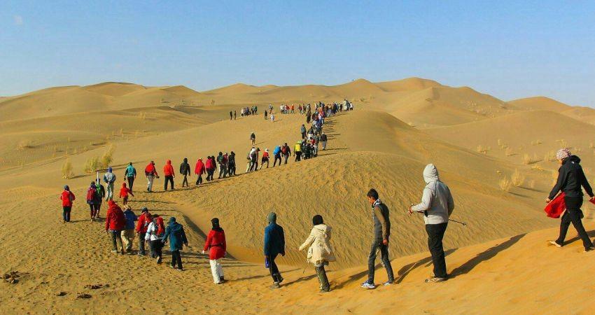 خروج بلوچستان از منطقه قرمز گردشگری