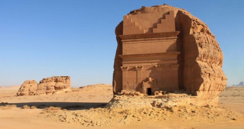 پروژه عربستان برای جذب گردشگر