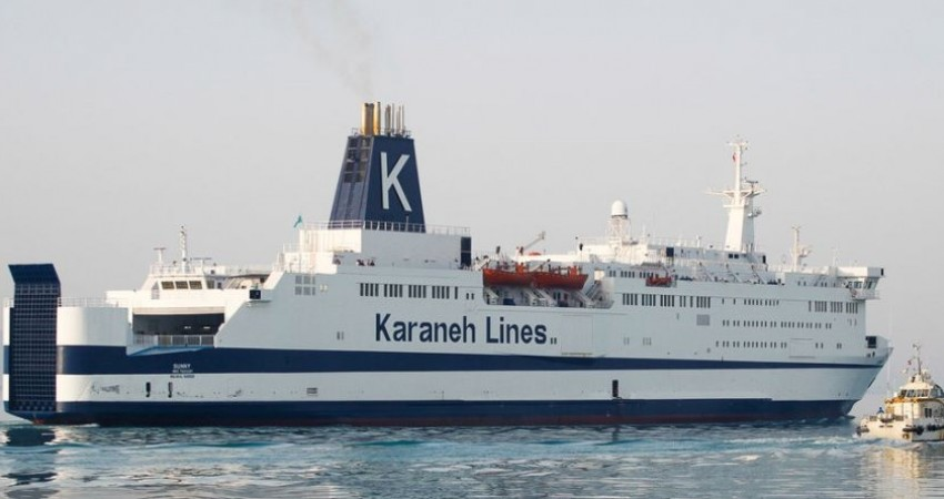 نخستین کروز میهمان سواحل خلیج فارس شد