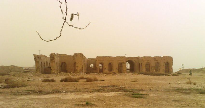 قصر فیلیه جزئی از هویت و تاریخ شهر خرمشهر است