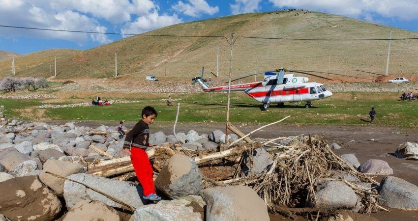 سه پل مهم و 30 کیلومتر راه روستایی بر اثر سیل تخریب شد