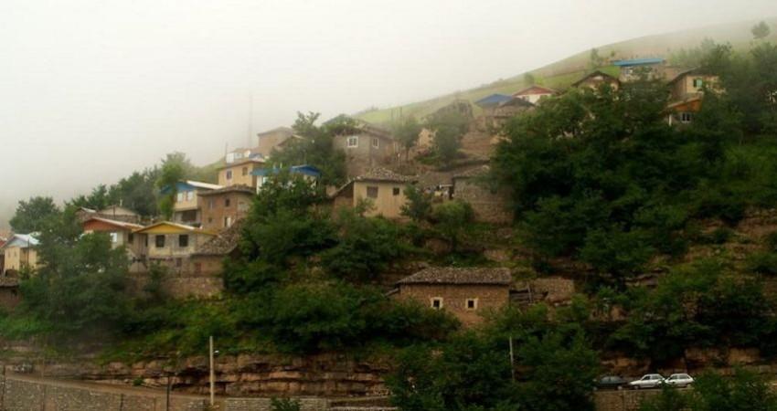 """""""کندلوس"""" در زمره 73 روستای برتر گردشگری قرار گرفت"""