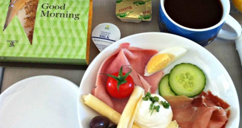 چرا غذاهای هواپیما خوشمزه نیستند؟