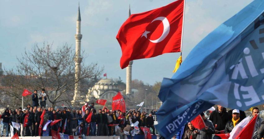 اثر پروانه ای رفراندوم ترکیه بر گردشگران بریتانیایی