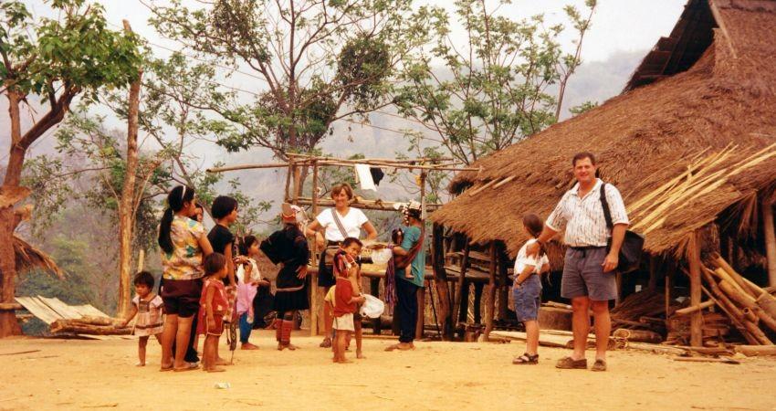 2 تجربه گردشگری جامعه محور در تایلند