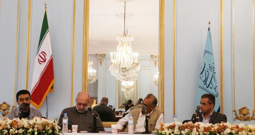 """دومین جلسه کارگاه """"ملاقات شهر و موزه"""" در کاخ نیاوران برگزار شد"""