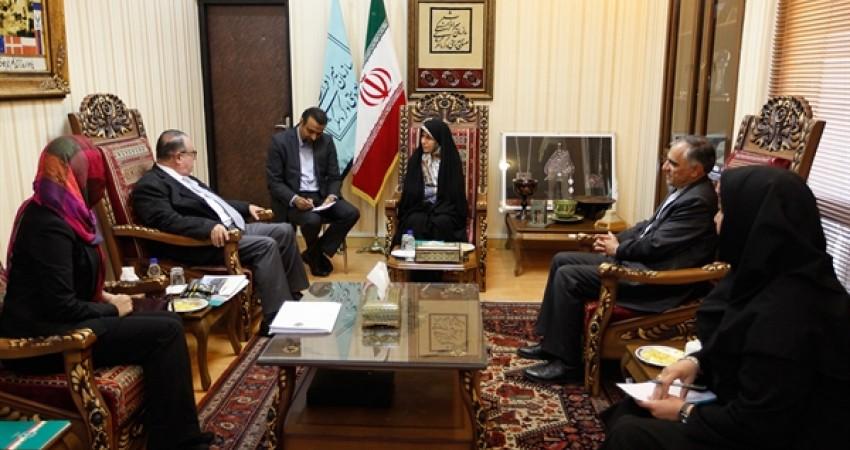 زمینه های افزایش همکاری بین گردشگری ایران و کلمبیا