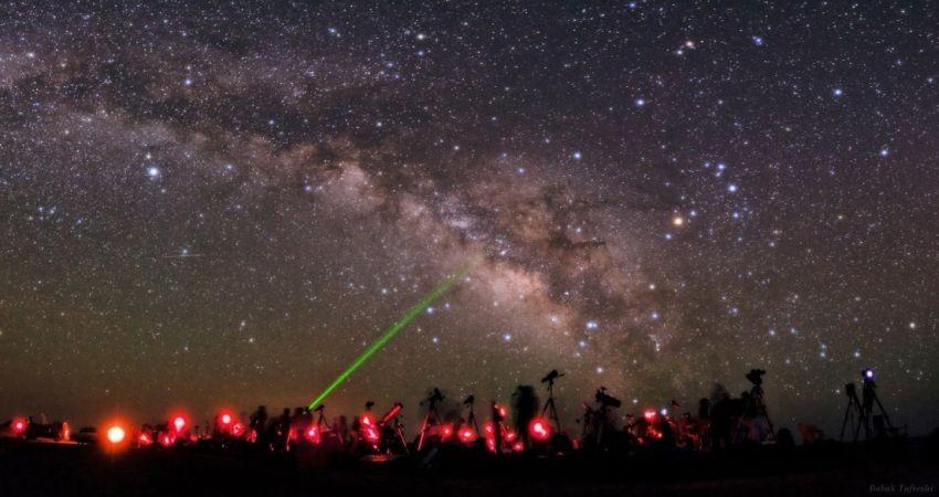جایگاه گردشگری نجوم در ایران