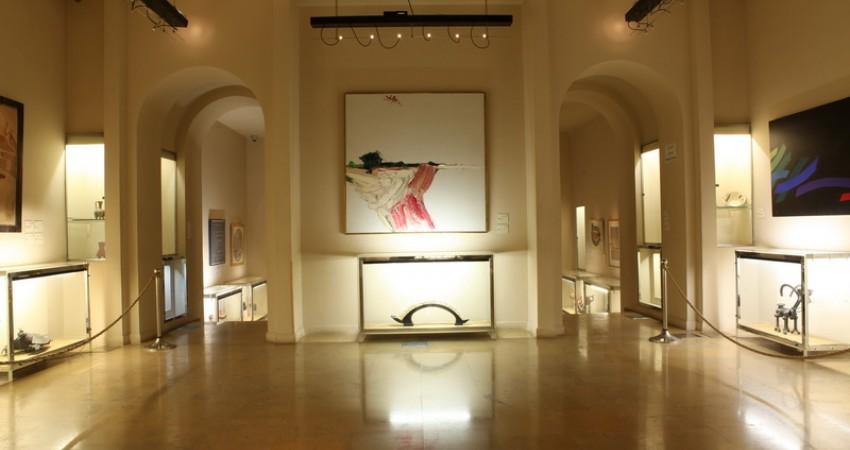 نمایش آثار نادیده مخازن در موزه جهان نما