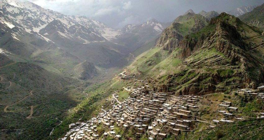 پایگاه منظر فرهنگی تاریخی اورامانات افتتاح شد