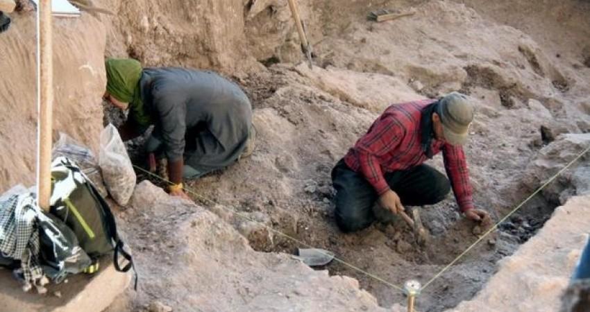 کشف تونل بزرگ سلجوقی در معدن نمک چهرآباد