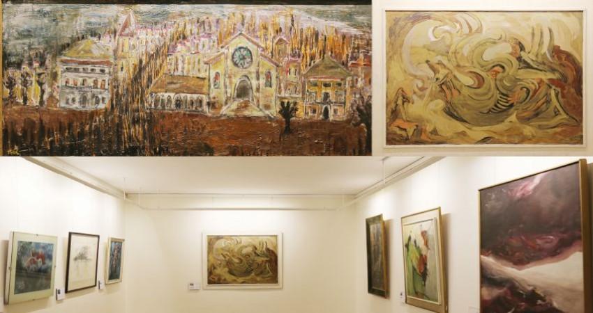 """برگزاری نمایشگاه """"رنگ و بوم"""" در موزه جهان نما"""