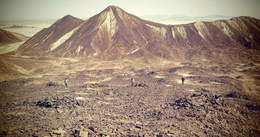 کشف قبرهای دوقلو در جنوب ایران