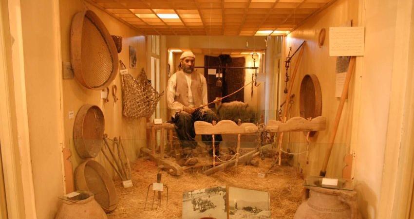 موزه ها نشانگر هویت و تاریخ کشور هستند