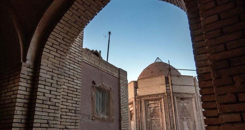 با احیای بناهای تاریخی اشتغال پایدار ایجاد می کنیم