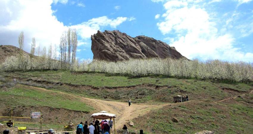 میزبانی بی ضابطه از گردشگران خارجی در «الموت»