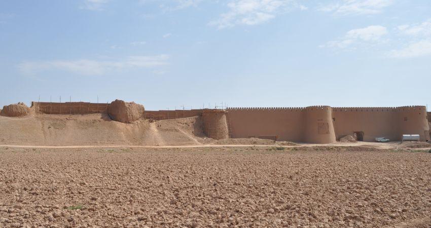 میراث فرهنگی ارگ شهر بلقیس