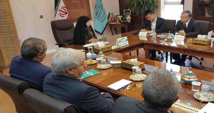 پیشنهاد سفیر چین برای گردشگری ایران