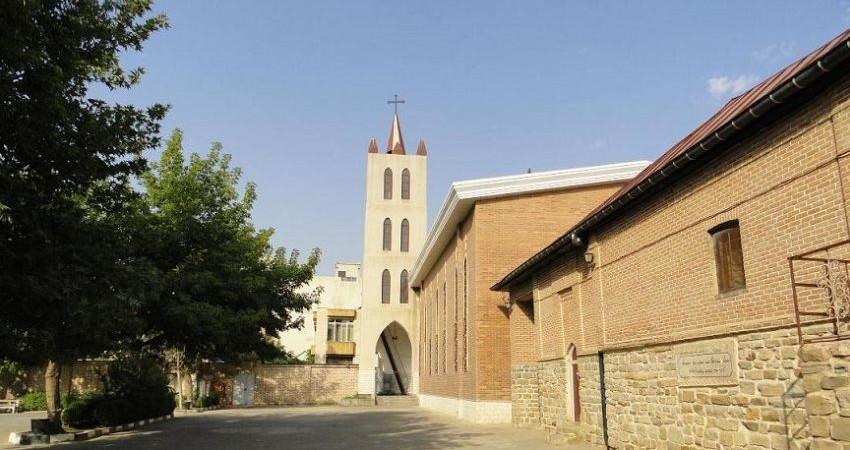 کلیسای «ننه مریم» ارومیه با ظرفیت گردشگری جهانی