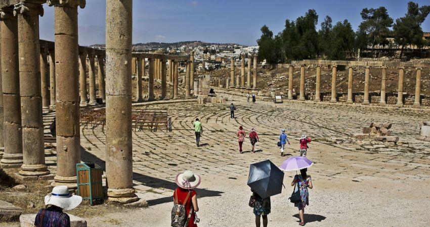 افزایش گردشگران خارجی سوریه در نیمه نخست 2017
