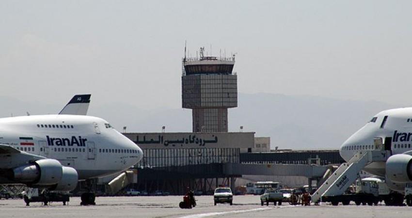 نخستین پرواز هوایی بندرعباس - مسقط انجام شد