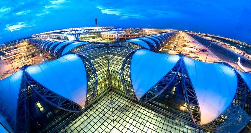 برترین فرودگاه های آسیا در تایلند