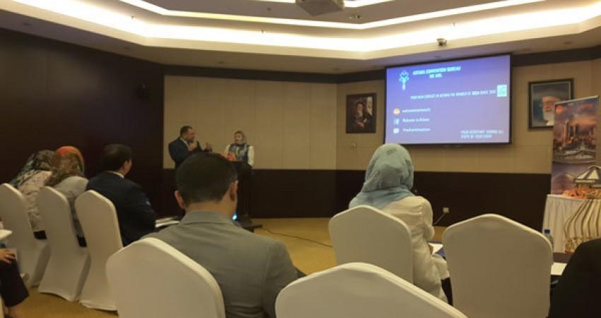 همایش فرصت های فرهنگی و گردشگری ایران و قزاقستان برگزار شد