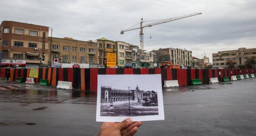 قلب تهران در چاله تاریخی بلدیه