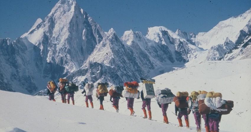 چرا کی2 در زمستان صعود نشده است؟
