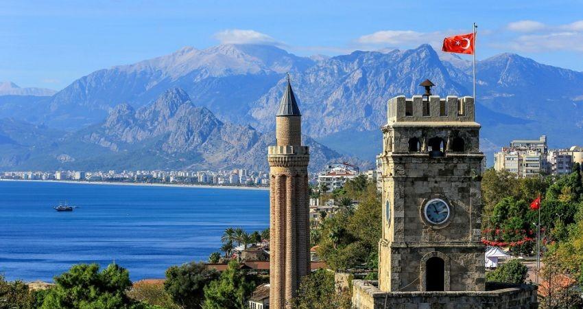 درآمد گردشگری ترکیه 65 درصد کاهش یافت