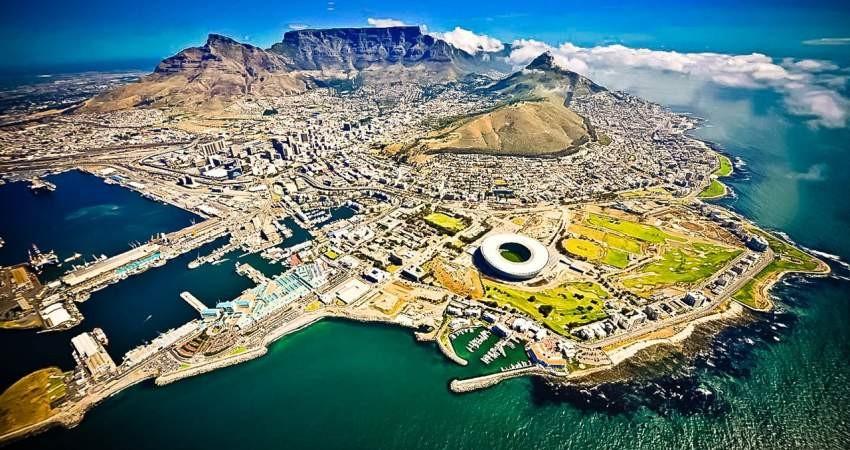 طرح آماری آفریقای جنوبی برای گردشگری