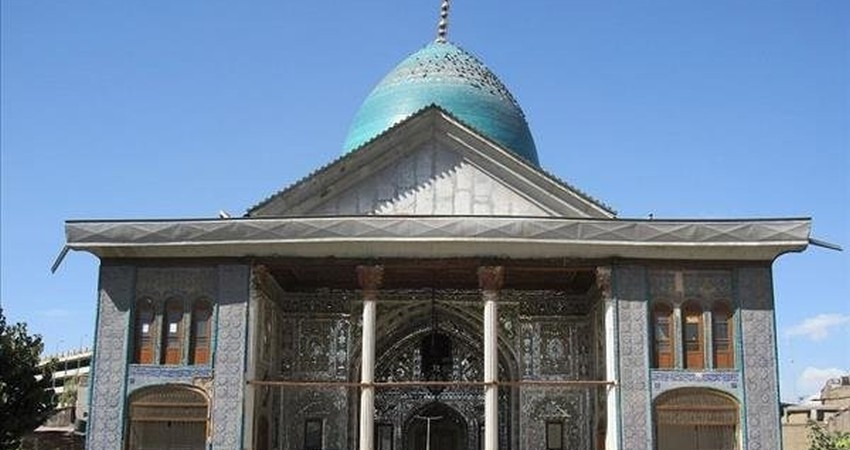 ماجرای گنبد رازآلود «بقعه سر قبر آقا»
