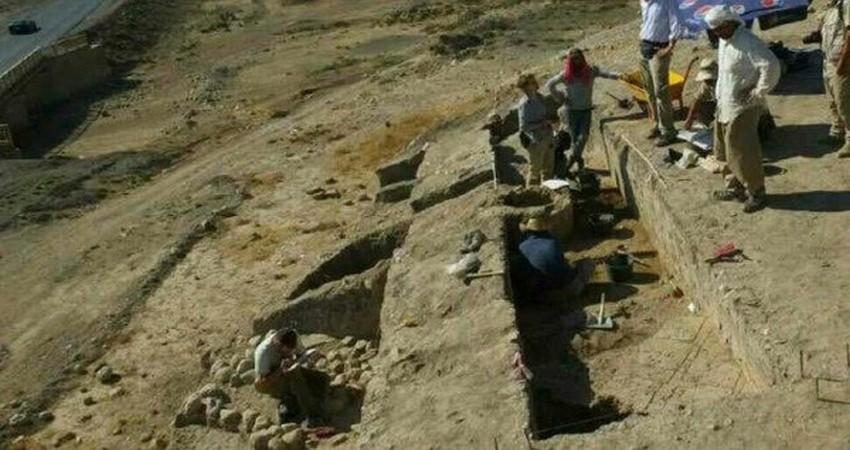 کشف آثاری از دوران هخامنشی و ساسانی در کردستان عراق