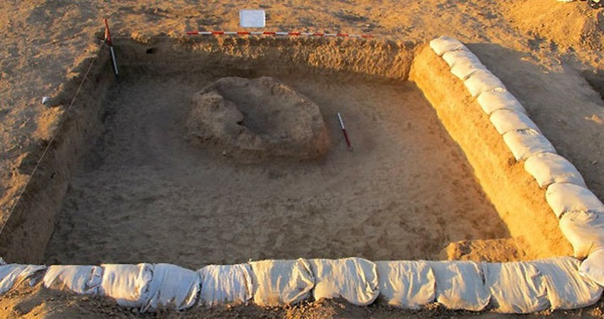 ابزارهای سنگی در یک محوطه باستانی ۶ هزارساله کشف شد