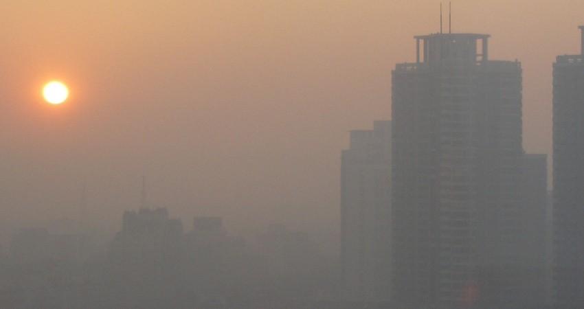 هوای البرز در وضعیت هشدار است