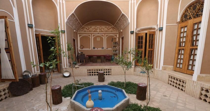 افتتاح 3 اقامتگاه بوم گردی در یزد