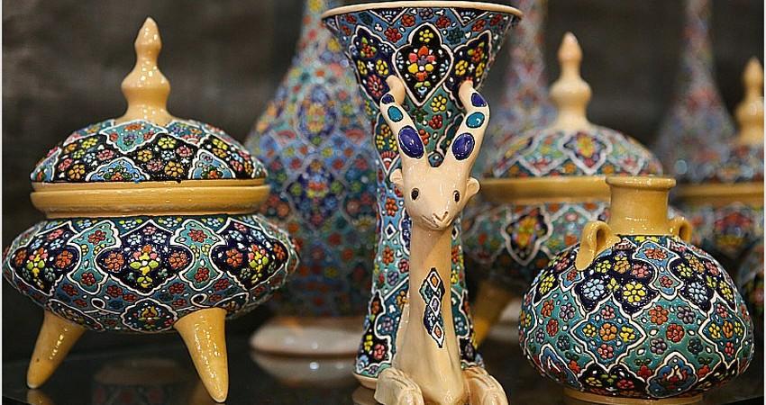 بازارسازی صنایع دستی ایران در عمان