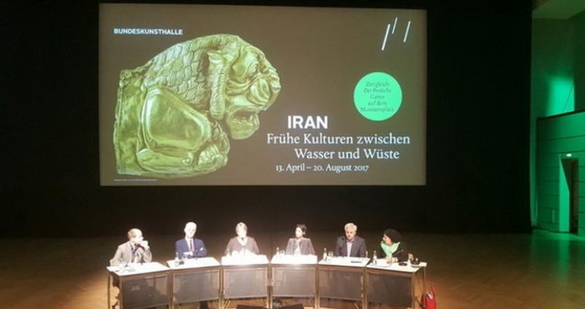 «بُن» میزبان سه ماهه تاریخ ایران شد