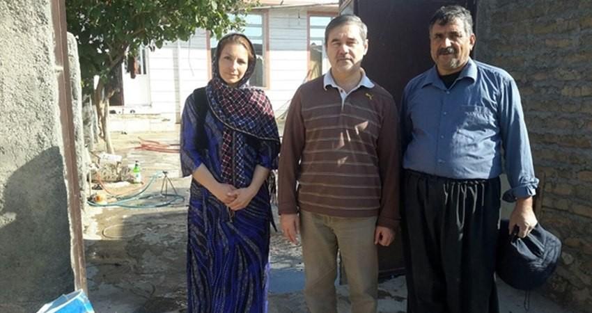بررسی آسیب های زلزله به هنرمندان و میراث تاریخی کرمانشاه