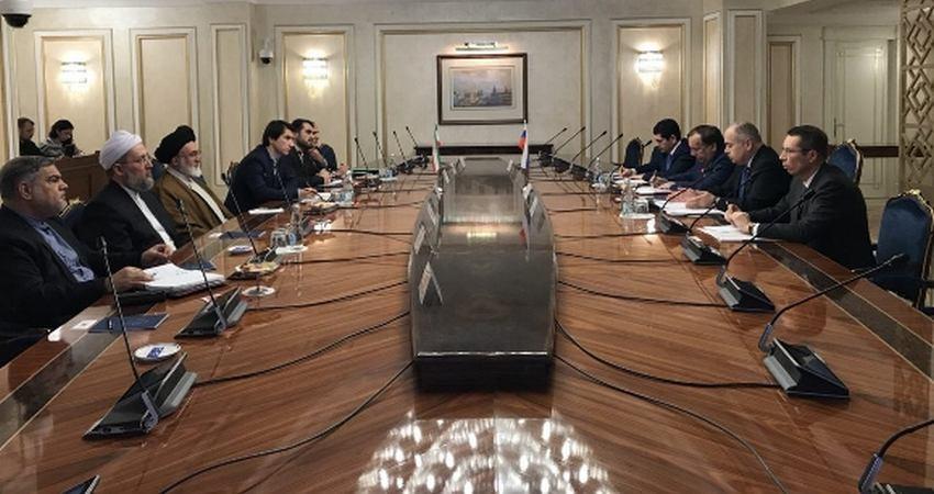 ایران و مسلمانان روسیه همکاری های خود را گسترش می دهند