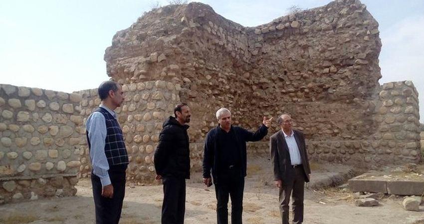 کمک های یونسکو برای آثار تاریخی زلزله زده کرمانشاه