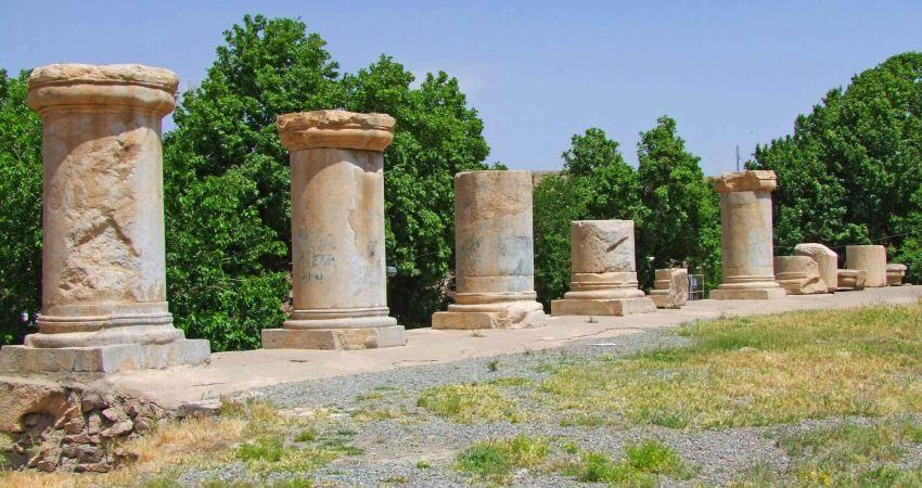 هفت سال فاصله تا جهانی شدن معبد آناهیتا