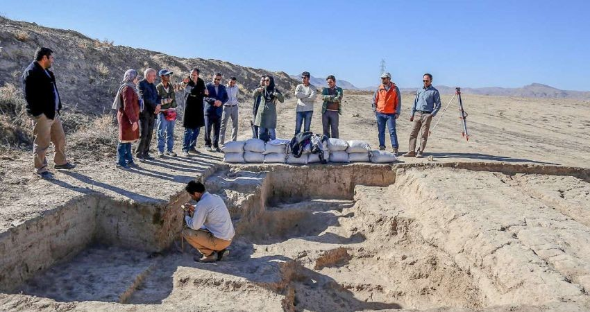 گروهی از محققان باستان شناس آلمانی نوامبر ۲۰۱۸ به ایران می آیند