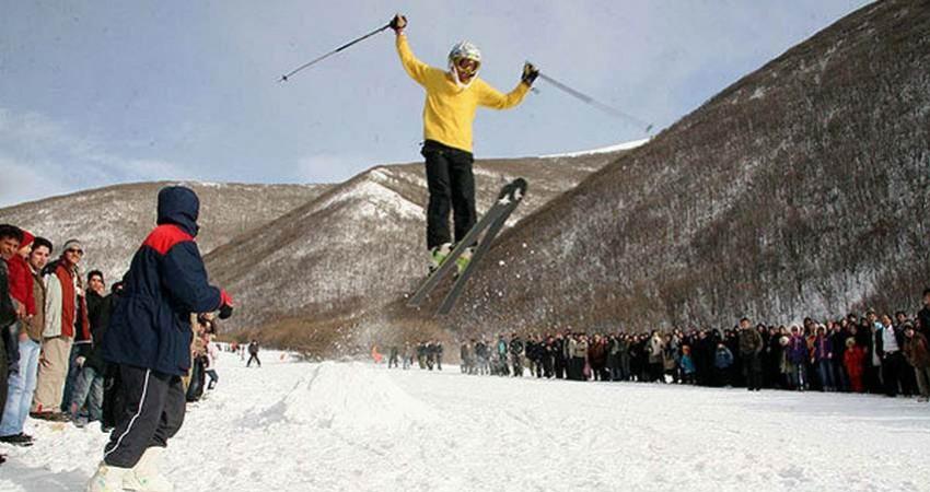 جشنواره ملی زمستانی سرعین تا پایان نوروز ۹۷ برگزار می شود