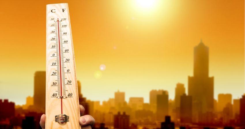 2017 دومین سال گرم جهان از سال 1880