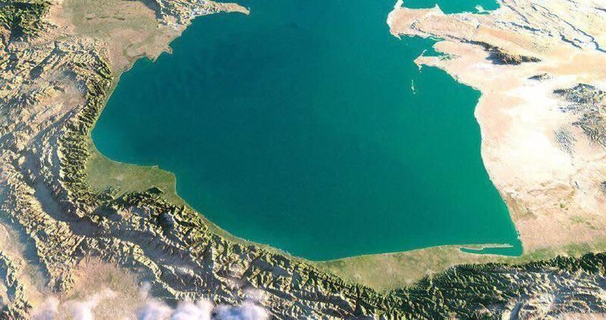 دریای خزر زیر سنگینی پسماندهای جامد و آلاینده های نفتی