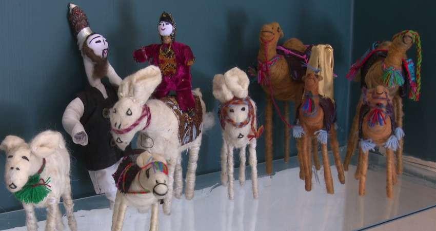 موزه خصوصی سیار ' کودکان ما' در استان البرز